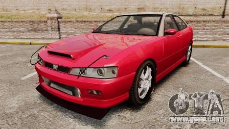 Chavos RSX para GTA 4