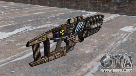 Pistola Fusion para GTA 4 segundos de pantalla