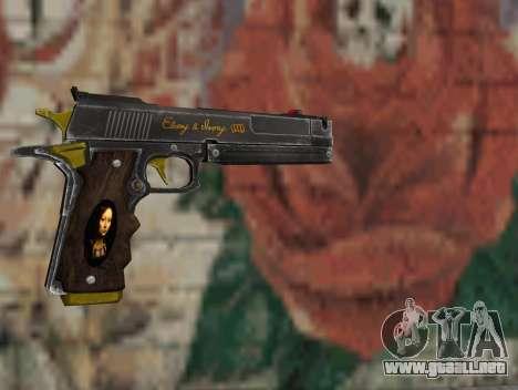 Ivori para GTA San Andreas segunda pantalla