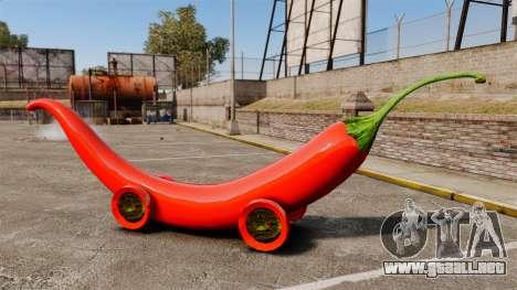 Auto-Chile - para GTA 4 left