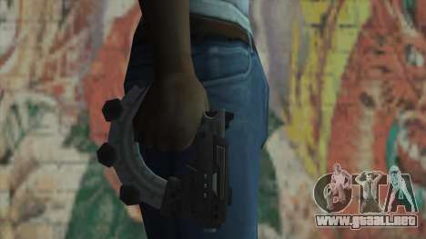 El arma de Timeshift para GTA San Andreas tercera pantalla