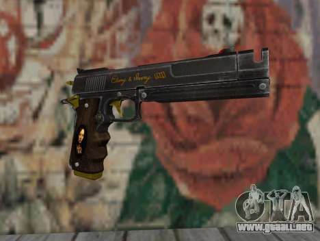 Ivori para GTA San Andreas
