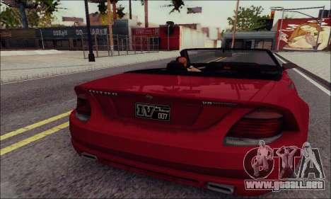 Feltzer de GTA IV para GTA San Andreas left