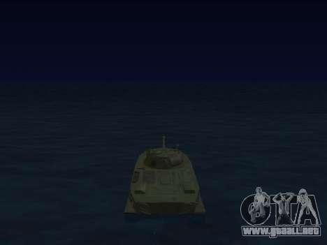 PT-76 para visión interna GTA San Andreas