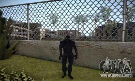 Spider man EOT Full Skins Pack para GTA San Andreas novena de pantalla