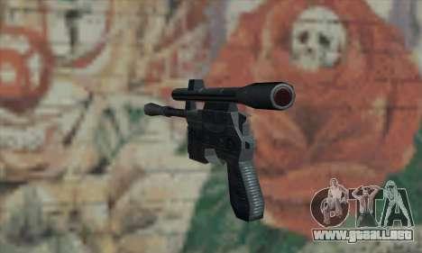 Arenador de Star Wars para GTA San Andreas segunda pantalla