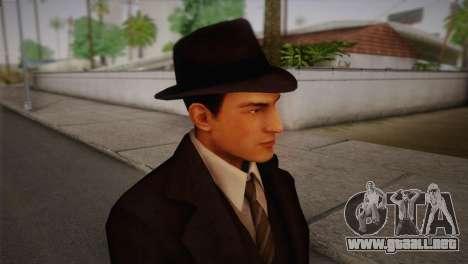 Vito Scaletta para GTA San Andreas tercera pantalla