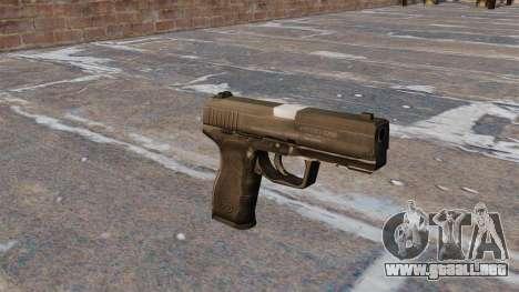 Pistola semiautomática Taurus 24 / 7 para GTA 4