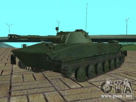 PT-76 para GTA San Andreas