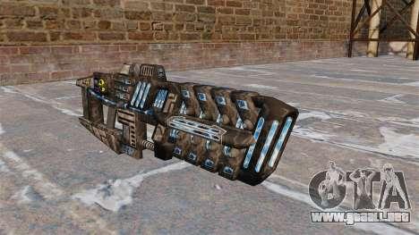 Pistola Fusion para GTA 4