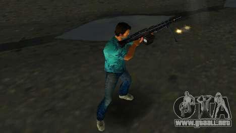 Ametralladora MG-3 para GTA Vice City sucesivamente de pantalla