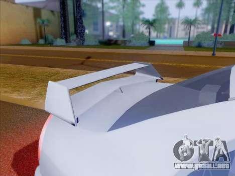 Mitsubishi Lancer Evolution VI LE para las ruedas de GTA San Andreas