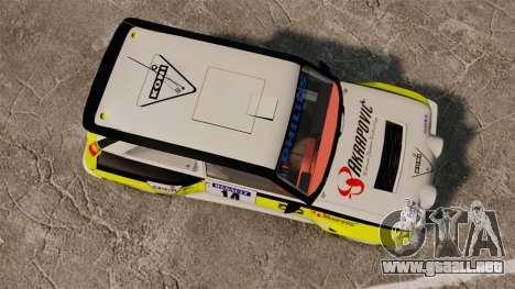 Renault 5 Turbo Maxi para GTA 4 visión correcta