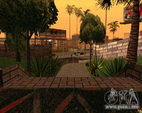 Nuevo Hospital HD para GTA San Andreas tercera pantalla