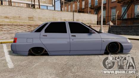 VAZ-2110 para GTA 4 left