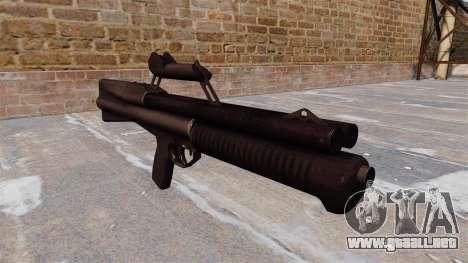 Escopeta ladrón Neostead 2000 para GTA 4