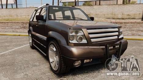 Cavalcade Police para GTA 4