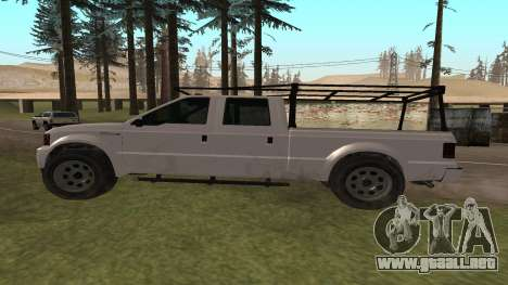 Sadler de GTA 5 para GTA San Andreas left