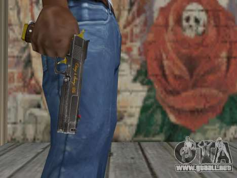Ivori para GTA San Andreas tercera pantalla