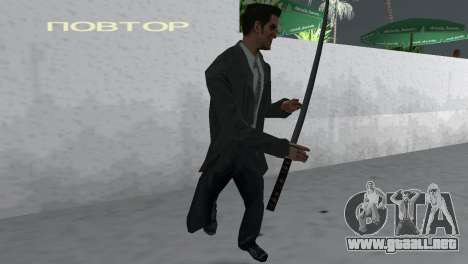 Armas Retekstur para GTA Vice City octavo de pantalla