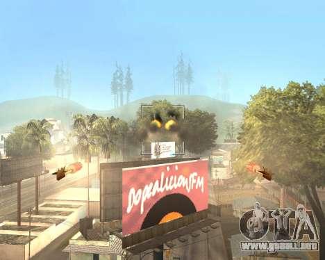 Coca-Cola para GTA San Andreas segunda pantalla