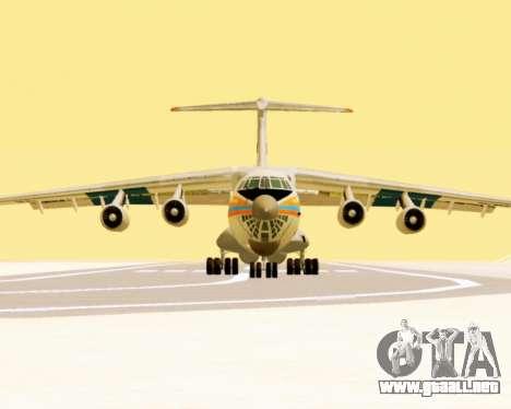Il-76td EMERCOM de Rusia para GTA San Andreas