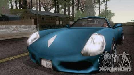Aguijón de GTA 3 para GTA San Andreas