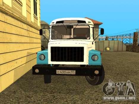 Kavz 3976 para GTA San Andreas left