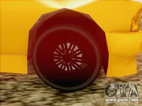 Sentinel ST para la visión correcta GTA San Andreas