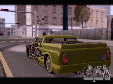 New Slamvan para GTA San Andreas left