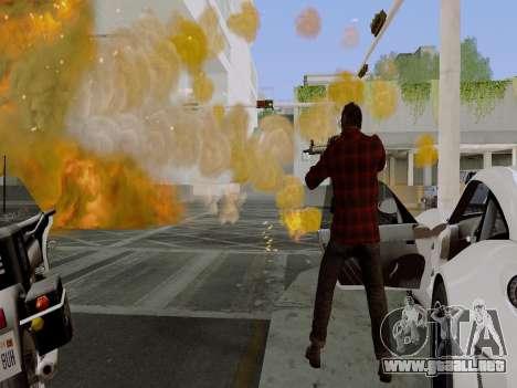 Trevor Phillips para GTA San Andreas segunda pantalla