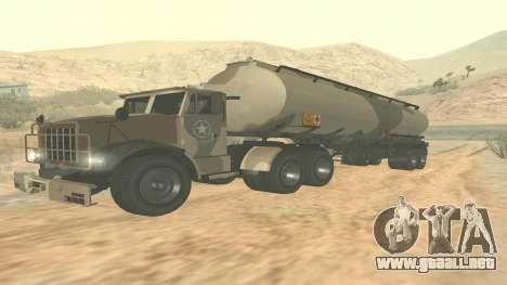 Trailer de GTA 5 cuarteles ver 2 para GTA San Andreas vista posterior izquierda