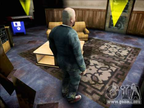 Sacerdote de Half Life 2 para GTA San Andreas tercera pantalla