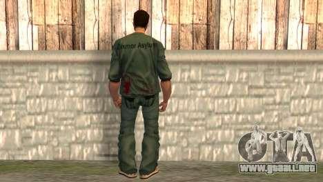 Leo Kasper para GTA San Andreas segunda pantalla