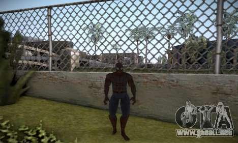 Spider man EOT Full Skins Pack para GTA San Andreas