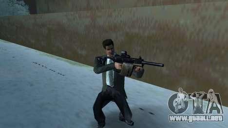 Kriss Super V para GTA Vice City segunda pantalla