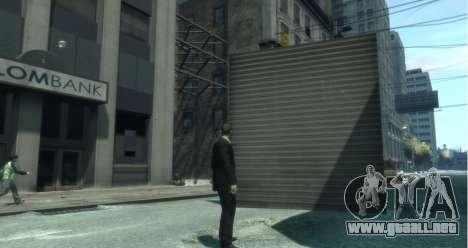 CreatorMod Z para GTA 4 segundos de pantalla
