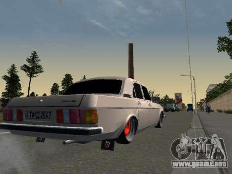 GAZ 3102 postura para GTA San Andreas left