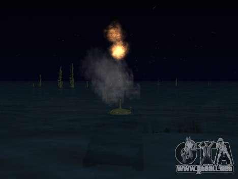 PT-76 para la visión correcta GTA San Andreas