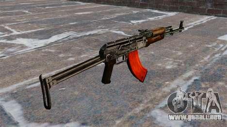 AKMS automático para GTA 4 segundos de pantalla
