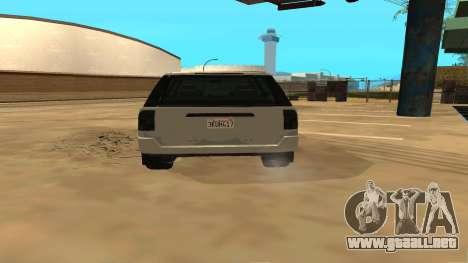 Baller GTA 5 para la visión correcta GTA San Andreas