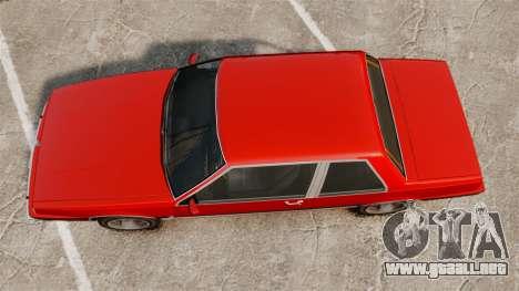 Willard Coupe para GTA 4 visión correcta