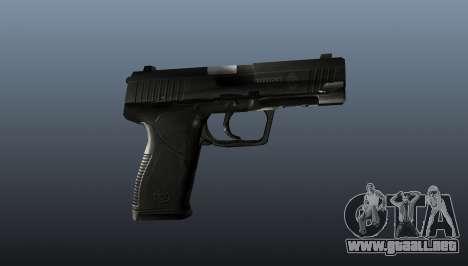 Pistola semiautomática Taurus 24 / 7 para GTA 4 tercera pantalla