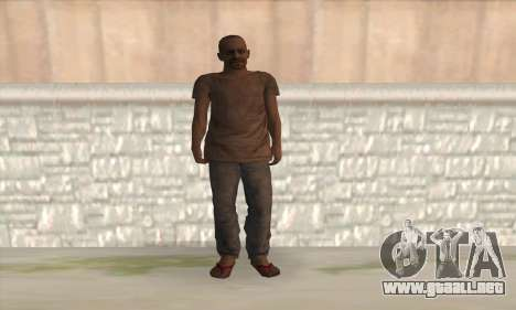 Madžin v4 para GTA San Andreas