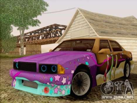 Sentinel ST para visión interna GTA San Andreas