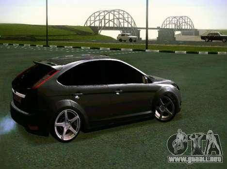 Ford Focus 2009 LT para la visión correcta GTA San Andreas