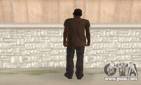 Madžin v4 para GTA San Andreas segunda pantalla