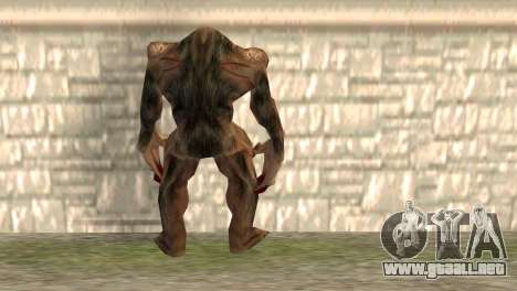 Zombies de la Far Cry para GTA San Andreas segunda pantalla