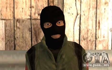 Terrorista chino para GTA San Andreas tercera pantalla