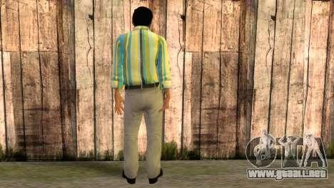 Joe Barbaro para GTA San Andreas segunda pantalla